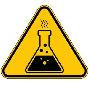 سوختگی شیمیایی